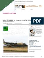 Saiba Como Viajar de Graça Nos Aviões Da Força Aérea Brasileira _ Viagem