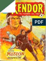 Kendor 001. Una Misión Especial