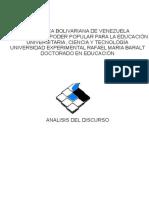Análisis Del Discurso (Facundo Cabral)