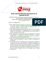 RND 10 0019 10(Facturas de Comunicacion)
