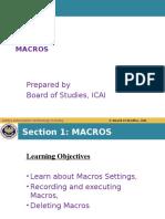 Unit 4 MS Excel Chapter 5