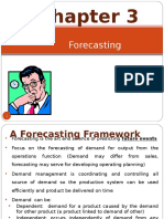 Chapter 2;Forecasting