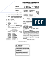 """Interesting new patent uploaded by Duane Blake.  U.S. patent 9,306,887, issued April 5, 2016, entitled """"Systems and Methods for Implementing Email Delivery"""", and issued to co-inventors Dana Brunetti and Kevin Spacey."""