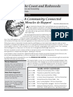 Stewards of the Coast and Redwoods Newsletter, Summer 2008