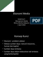 Ekonomi Media