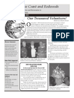 Stewards of the Coast and Redwoods Newsletter, Winter 2005