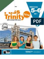 Pass Trinity Now 5-6 ISE I