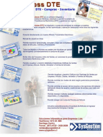 Caracteristicas Sg BusinessDTE