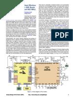Analog Devices Smart UHF Modem