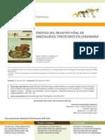 Paleontologia suramericana