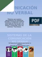 Comunicacion No Verbal - Presentacion