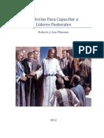 Libro de Historias Para Pastores 28-Agosto-2012