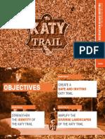 Katy Trail Master Plan