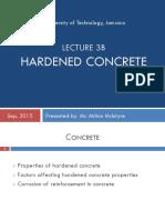 Lecture 3b - Concrete (2012)