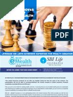 SBI Life – EWealth Insurance 300415 V2