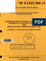 (1979) TM 9-1425-384-14 - Administrative Storage, Surveillance, Shipment on Tactical Vehicles and Demolition to Prevent Enemy Use (Pershing 1A Field Artillery Missile System).pdf