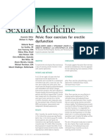 Pelvic Floor for Sexual Medicine