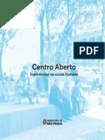 Caderno Centro Aberto