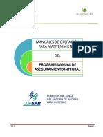 Manual de Seguros CONSAR 2012