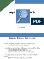 Myanmar Search Engine