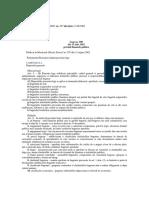Legislatie - Finantele institutiilor publice