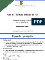 PDI - CHP3