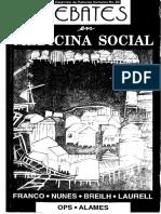 Debates en Medicina Social