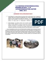 58 Crónica Desde Haití Abril 2016