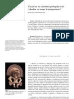 El Poder en Las Sociedades Prehispánicas de Colombia