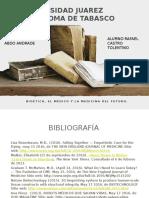 Universidad Juarez Autonoma de Tabasco Bioetica