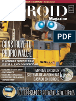 Proyecto Wall e
