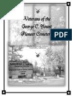 Veterans of the GCY Cemetery