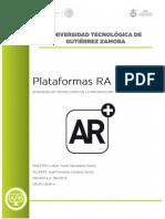 Fernando Cordova Plataformas RA