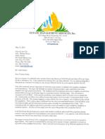 Report on Lake DeSoto fish kill