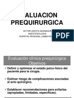 evaluacion prequirurgica