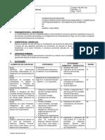 Sylabus Documentación