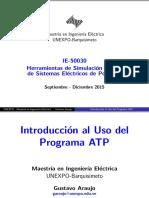 Aspectos generales del programa ATP