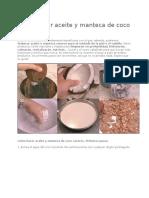 Cómo hacer aceite y manteca de coco caseros.docx