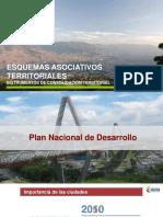 Formas de Organización Supramunicipal - Cátedra Abierta Regional UdeA