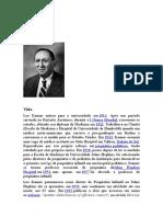 Biografias projeto integrador