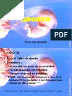 15 - Aborto Presentacion 47 Slides