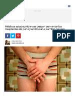 Médicos estadounidenses buscan aumentar los trasplantes de pene y optimizar el cambio de sexo - Batanga.pdf