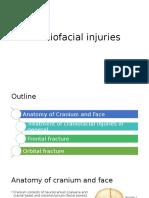 Craniofacial Injuries (Anat, Fraktur Frontal Dan Orbita)