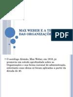 Max Webber