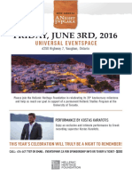 Gala Postcard 2016