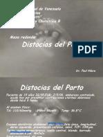 07 - Parto Distocico Presentacion 15 Slides