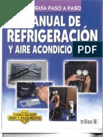 Manual de Refrigeracion y Aire