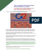 G12 Revelando La Realidad 11