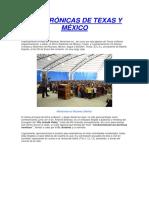 G12 Texas y Mexico