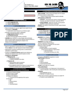Dr Solis - Midterms - Preventive Pediatrics 1&2 & Handouts
